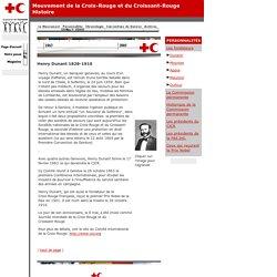Mouvement de la Croix-Rouge et du Croissant-Rouge: Histoire: Section
