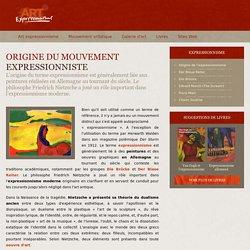 Origine du mouvement expressionniste