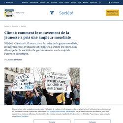 Climat: comment le mouvement de la jeunesse a pris une ampleur mondiale