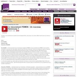 Le mouvement FEMEN : Un nouveau féminisme