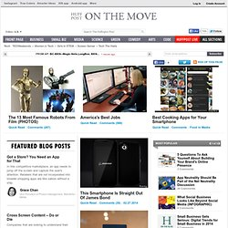 On The Move : Pictures, Videos, Breaking News