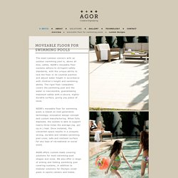 moveable floor for swimming pools - agor-eng