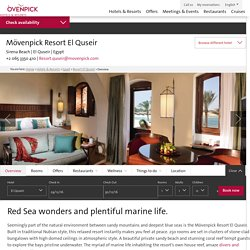 Mövenpick Hotel & Resort El Quseir