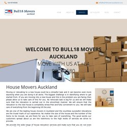 House Movers Auckland - House Removals Auckland