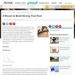 4 Moves to Build Strong, Fast Feet