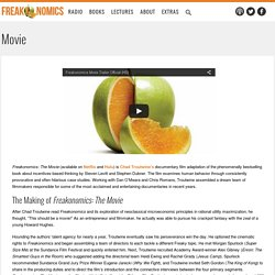 About Freakonomics: The Movie