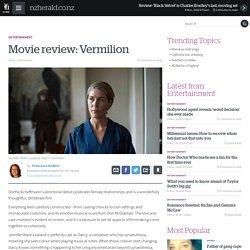 Movie review: Vermilion