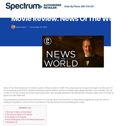 Movie Review: News Of The World - Spectrum