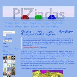 Chroma key en MovieMaker: Superposición de imágenes