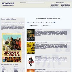 Movies like 'Bunny and the Bull' (2009) : 97 similar movies ! (page 10/10)