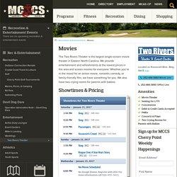 Movies - MCCS Cherry Point