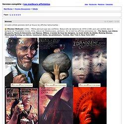 Mad Movies > Les meilleurs affichistes