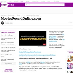MoviesFoundOnline.com