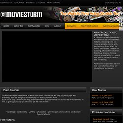 Moviestorm - Make 3D animated movies