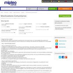 Movilizadores Comunitarios - Quito