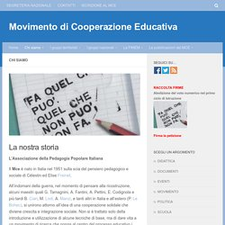 Movimento di Cooperazione Educativa
