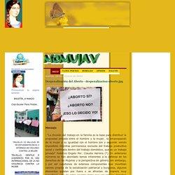MOVIMIENTO MUJERES AVANZANDO: Despenalización del Aborto - despenalizacion-aborto.jpg