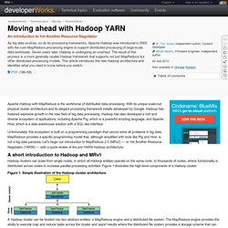 Moving ahead with Hadoop YARN