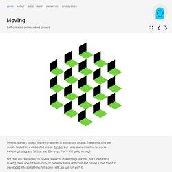 Moving — Guy Moorhouse
