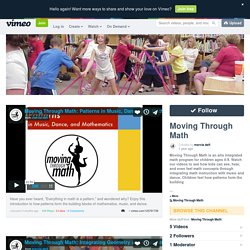 Moving Through Math on Vimeo