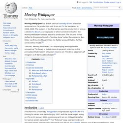 Moving Wallpaper - Wikipedia