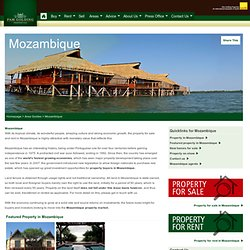 Mozambique Real Estate
