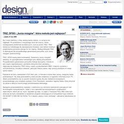"""TRIZ, DFSS i """"burza mózgów"""": która metoda jest najlepsza? - 01/02/2008 - Design News Polska"""