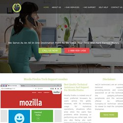 1-888-959-1458 Mozilla Firefox Tech Support Phone Number