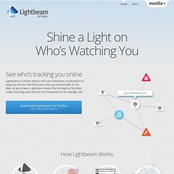 Ligthbeam for Firefox — Mozilla