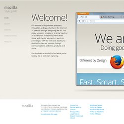 Firefox Web Browser - Brand Toolkit