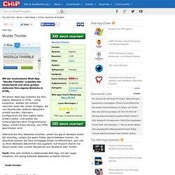 Mozilla Thimble - Web-App