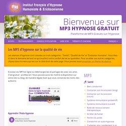 MP3 Hypnose Gratuit