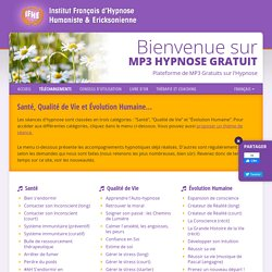 MP3 Hypnose Gratuit