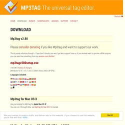 Mp3tag - Download