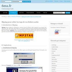 Mp3tag pour editer les tags de vos fichiers audio