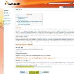 MPC8541 - Freescale Wiki