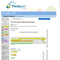 MPT Annotator Tool