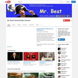 Mr. Beat's Social Studies Channel