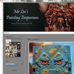 Mr Lee's Painting Emporium