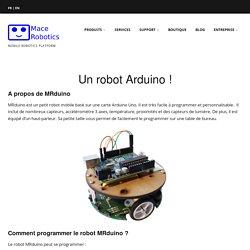 MRduino – Mace Robotics-fr