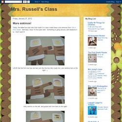 Mrs. Russell's Class