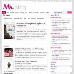 Ms Magazine Blog