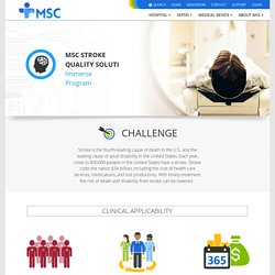 MSC - Stroke Quality Solution