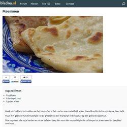 Msemmen - Recept Msemmen