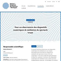 Lien : Le projet MedNum