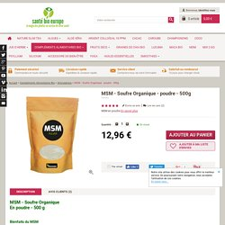 msm-poudre-500g