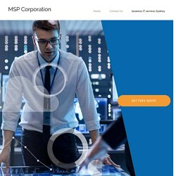 mspcorporation