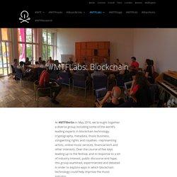 #MTFLabs Blockchain
