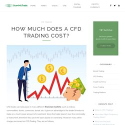 How Much Does a CFD Trading Cost - Start My Trade