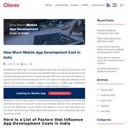 Mobile App Development Company California